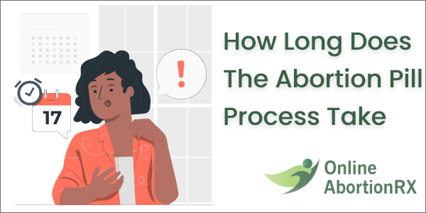 How Long Does The Medical Abortion Process Take?